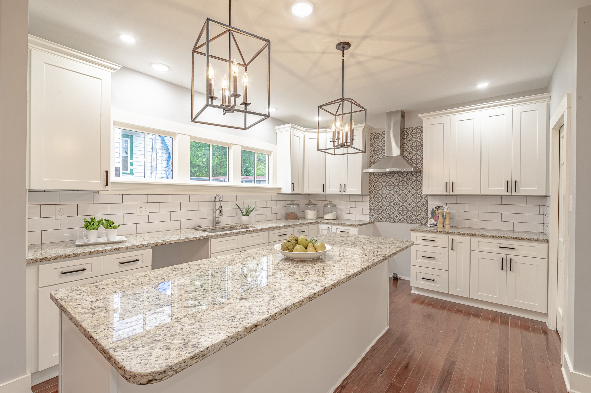 Knoxville Real Estate Photography - Farragut Kitchen